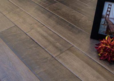 Garrison Maple Dapple Grey Garrison 2 Distressed Flooring