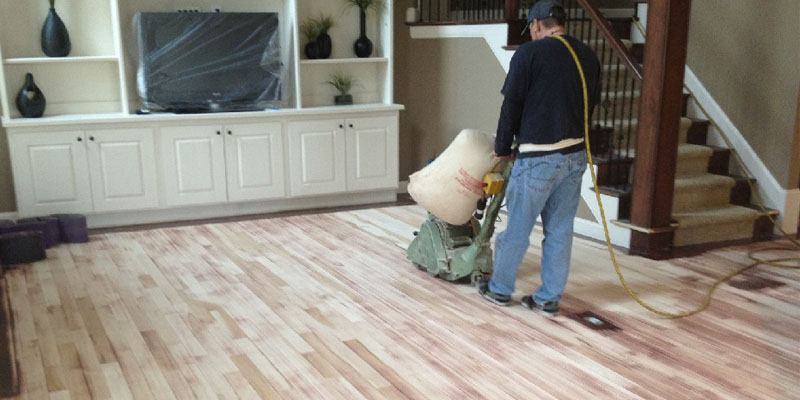 Hardwood Floor Refinishing - Hardwood Floor Refinishing - Beach Hardwood Flooring